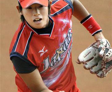 上野由岐子の身長が174cmでかっこいい!球速や成績と年収は?