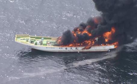 大黒ふ頭の船舶火災!浦安釣り漁船の名前が判明!原因や重軽傷者は誰?
