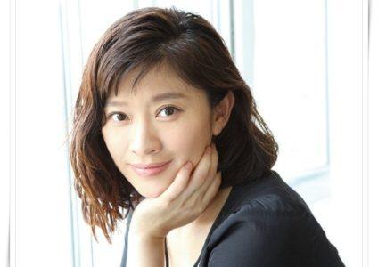 篠原涼子の目や顔変わった?アイプチなのかと話題に!若い頃の画像比較