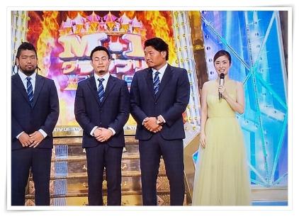 上戸彩M,1・2019の衣装!黄色ドレスとピアスが可愛い!ブランド